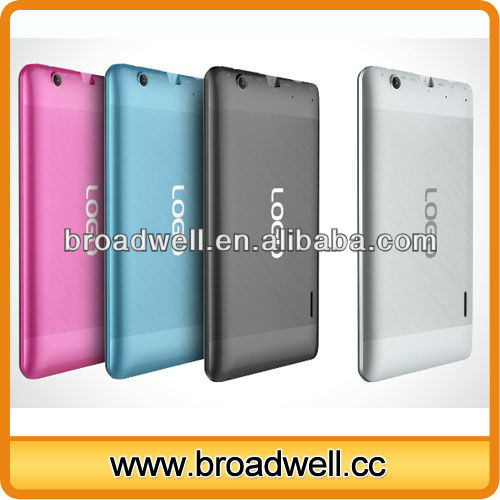 2013 New Design 7 inch VIA8880 Dual Core Android 4.2 Dual Camera HDMI low cost tablet pc