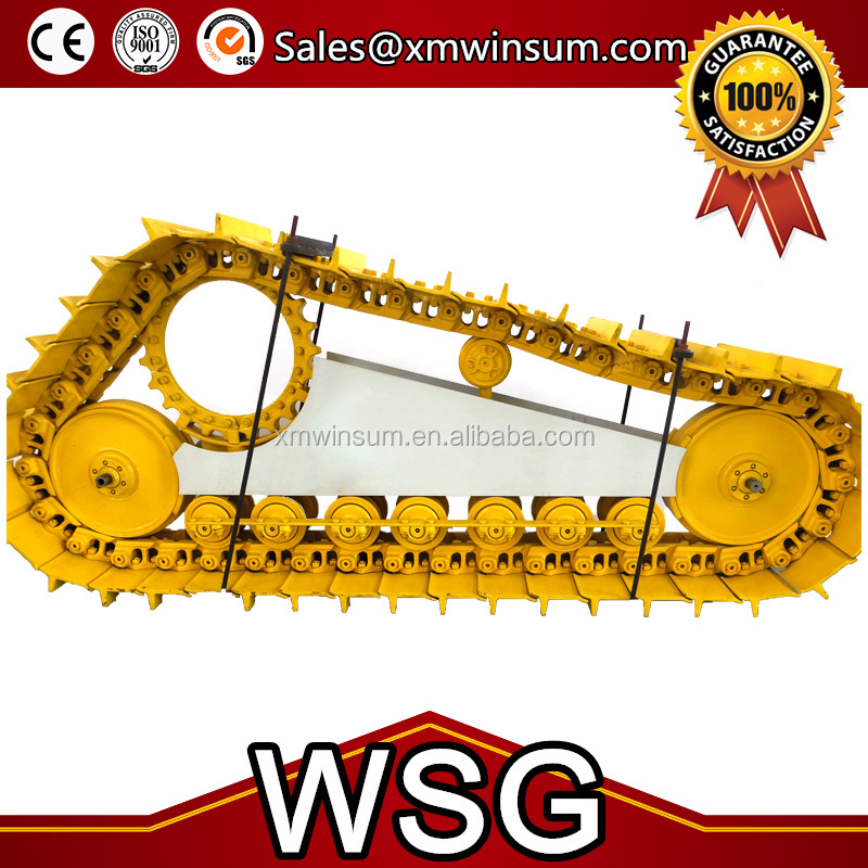 Kobelco parts SK60 SK75 SK200-6 excavator undercarriage parts