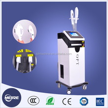 Professional High Quality OPT SHR alexandrite laser hair removal machine On Sale