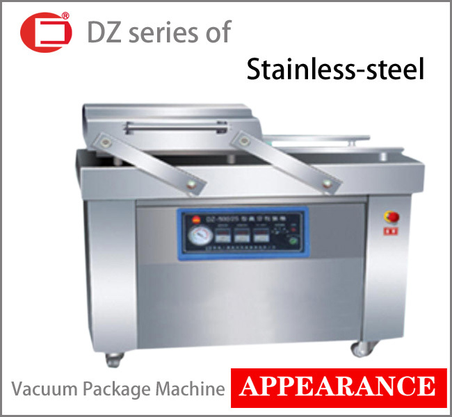 Plastic bag vacuum packing machines for hot dog made in china