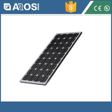 2015 Arosi Home use poly/mono solar panels 18V 90W solar modul canadian solar, solar panels for home