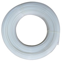 with 10 years experience food grade 10mm*6.5mm white pe water hose for water purifier