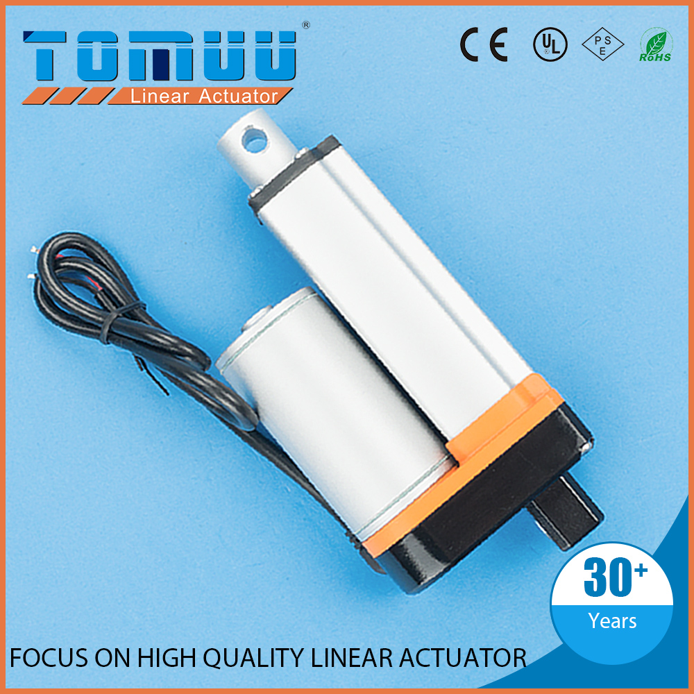 TOMUU linear push pull solenoid actuators supplier