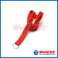 Polyester Lanyard With Customerized Logo