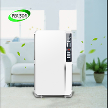 Eco friendly modern household photocatalytic oxidation uv air purifiers ionizer