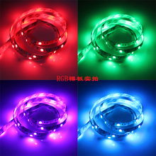 USB Powered LED Strip Light TV Background Lighting for Flat Screen HDTV LCD Desktop PC light