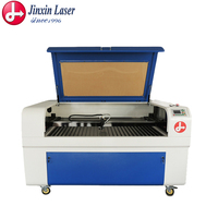 1390 Jeans T-shirt Clothing Laser Cutting Machine With Co2 Laser Tube