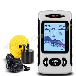 Lucky fish finder Portable fish finder Sounder fish finder FF718