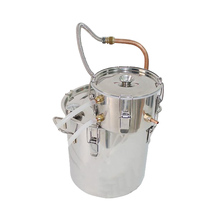 18Liter/5gallon apricot schnapps distiller personal making alcohol distillation equipment