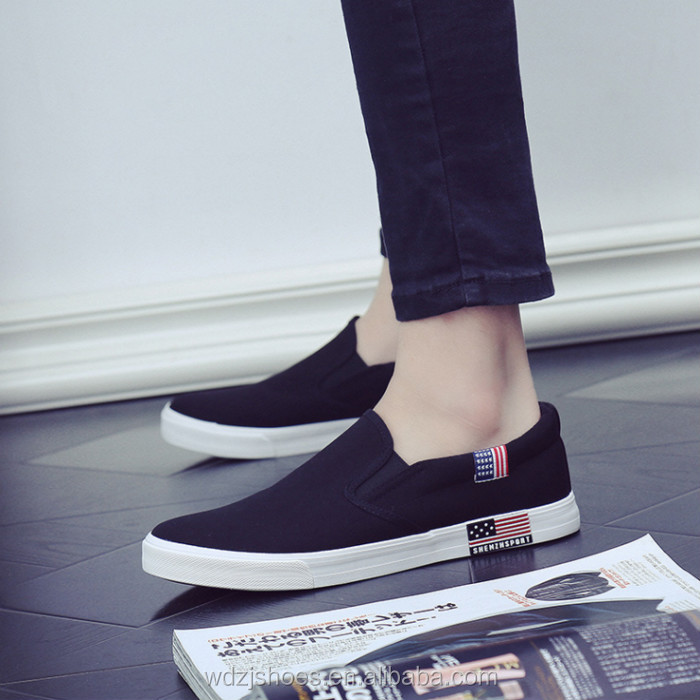 New men shoes autumn men canvas shoes fashion casual canvas shoes