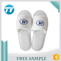 Open toe guest house hotel washable bedroom man hotel slipper