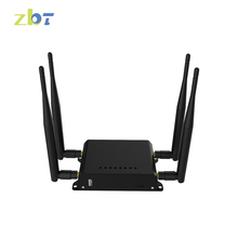 ZBT-WE826 long range wireless routers openwrt bus wifi unlock 4g router with sim card slot