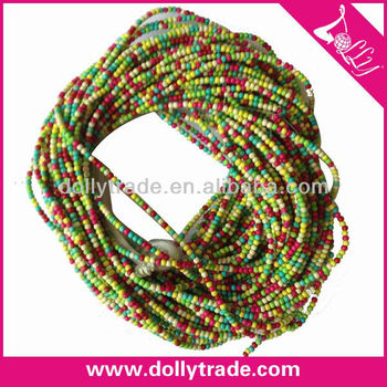 best seller gemstone colored turquoise plastic seed