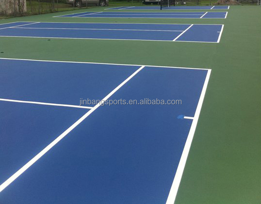 Badminton Court Surface/Basketball Court Flooring/Volleyball Playing Court Surface