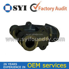 Spheroidal Graphite Iron Castings