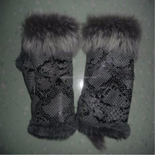 New genuine womens sheepskin glove for couples