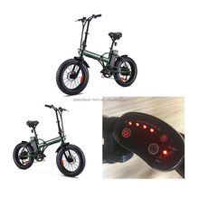 "Directly manufacture 20"" New e-bike Fat Tire Electric Bike Bicycle,Electric Fat Bike For Sale"
