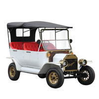 Chinese Tourist Electric Golf Vehicle 4 Seater Electric Car For Sale