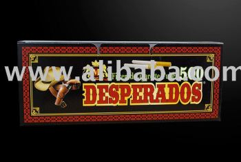 Cigarette filtered tubes Desperados