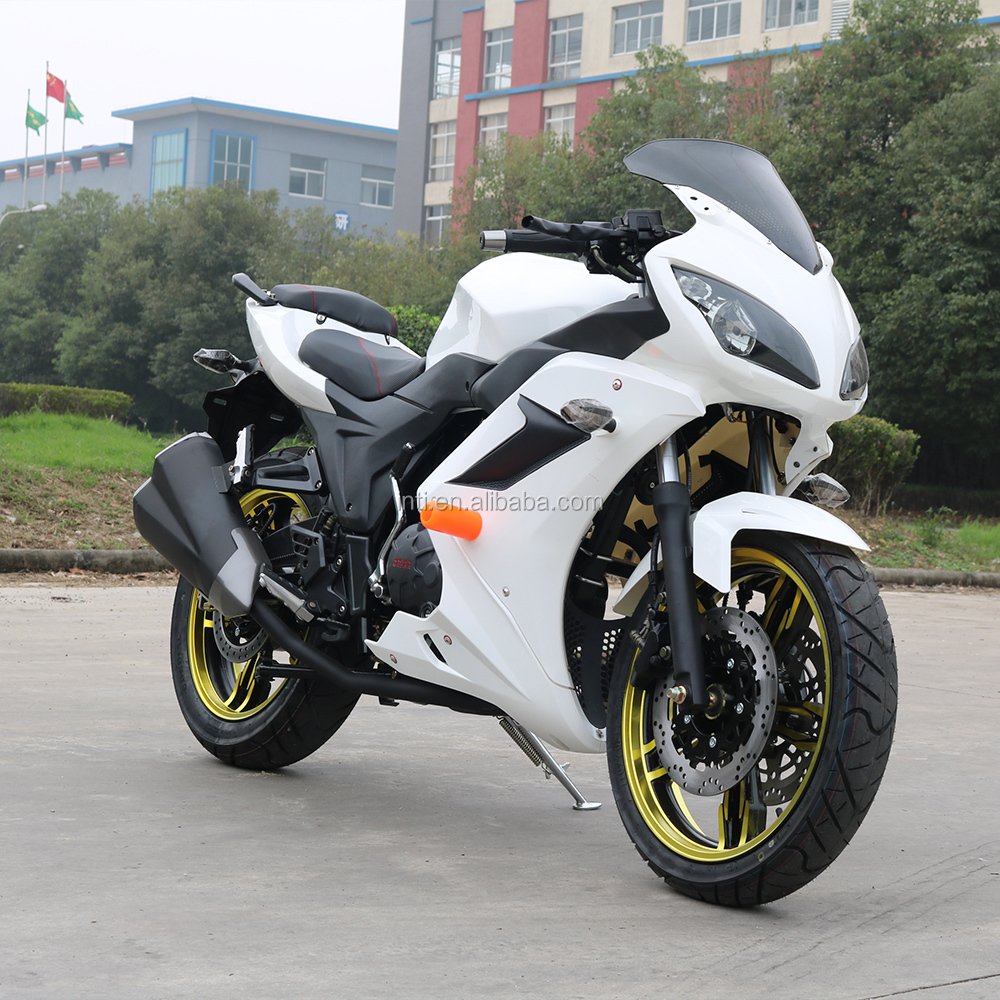 China cheap hot sale new design 150cc 250cc 350cc super sport street racing enduro motorcycle