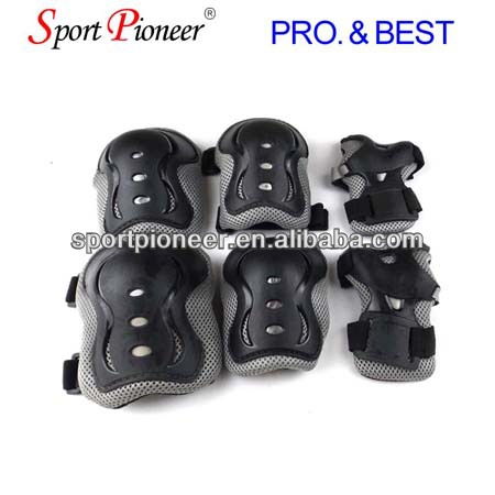 Kids Foam cycling plastic skating knee pads