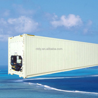40feet Reefer Container For Transport Carrier