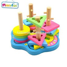 Hot New Products High Quality Kids Educational Wooden Toy AT11931