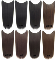 halo Wholesale factory price unprocessed virgin brazilian halo hair extensions