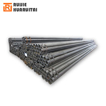 Thin wall black steel pipe astm a120 tensile strength steel erw pipe and tube bare surface treatment steel tube