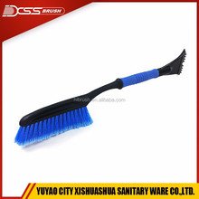 Winter Necessary Car Window Snow Ice Removal Brush & Shovel Tool ABS Ice And Snow Scraper With Snow Brush