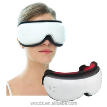 Wireless Rechargeable Air Compression Vibration Eye Massager