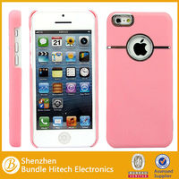 Fashion simple design plastic back cover for iphone 5c
