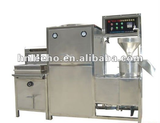 Soya Bean Curd/soybean Milk Machine