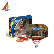Hanging leisure metal and wood cheap kids basketball coaching board
