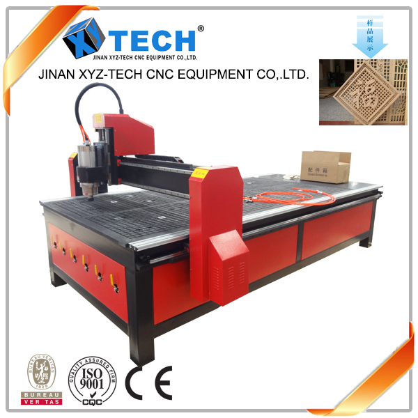 Hot sale cnc router 3 axis XJ1325 wood stair cnc router machine cnc router machine 1325