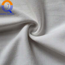 China factory modern comfortable custom 21S 100cotton plain double interlock fabric jersey for Garments