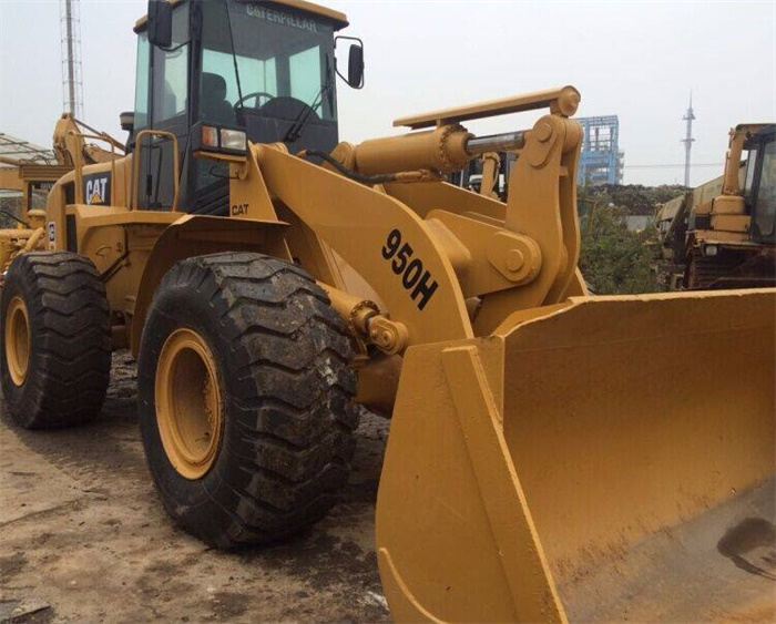 950 Loader Located in Shanghai Used Wheel Loader 950H USA