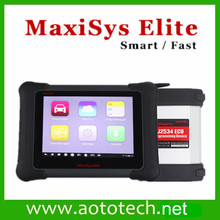 New Original AUTEL MaxiSys Elite Auto Smart Diagnostic & Analysis Scan Tool Better Than MaxiSys pro 908P