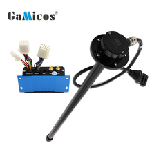 GLTV7 Hot selling 0-5V RS485 gps tracker with fuel cap sensor