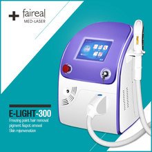 Home IPL Hair Removal Skin Rejuvenation with CE Approved beauty machine