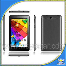 cheap android 3g smart phones MTK 6572 Mid Dual Core smart tablet 7""
