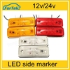 4x4 Accessories 12v 24v Led Indicator lights Clearance Light For Truck