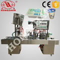 Hongzhan BG32A 60A Automatic mutiple line cup filling and sealing machine