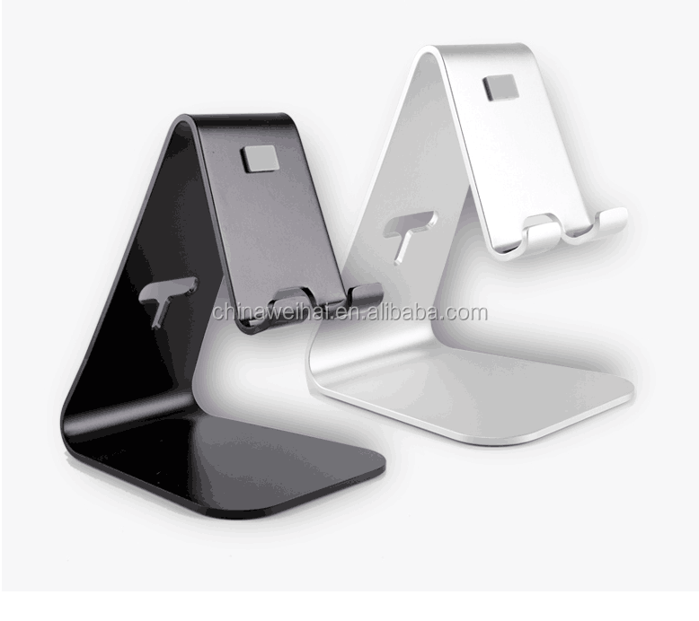 Clear Acrylic Pad Display Stand