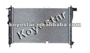 AUTO PARTS DAEWOO MATIZ;98 RADIATOR MANUAL