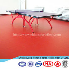 Factory low cost table tennis floor covering