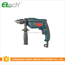 2016 New power tool 10mm electric hand drill impact drill