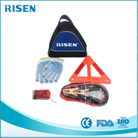 FDA/CE Approved Road trip Auto Roadside Emergency Safety Kit/Travel Emergency Kit