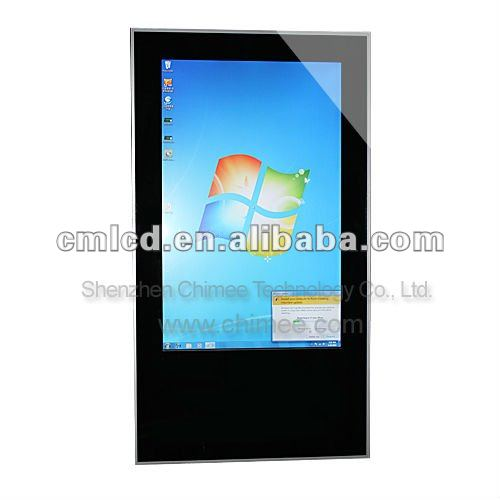 19 inch LCD VESA Standard wall mounted all in one pc(HQ190-C1,i3 i5 i7 CPU optional)