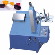 Automatic paper cake tray paper muffin cup machine